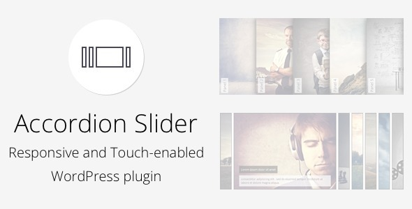 Accordion Slider - Responsive WordPress Plugin